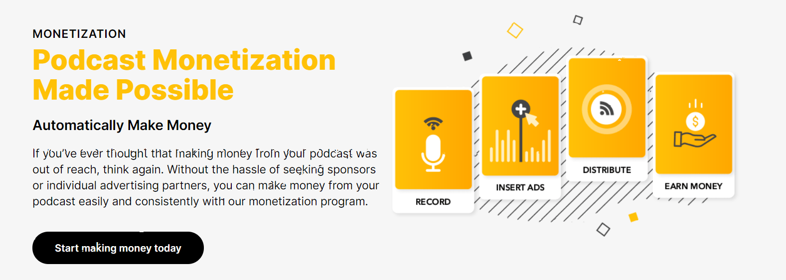 Podcast Monetization - Speaker Coupon codes