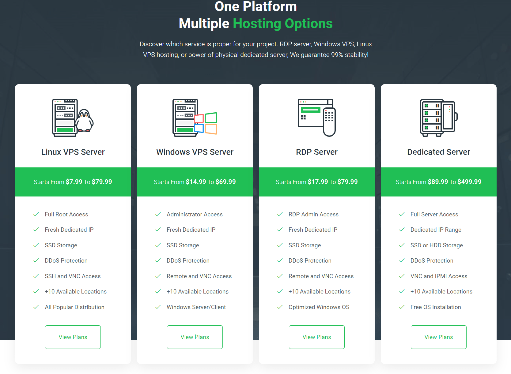 Pricing- Opera VPS Review