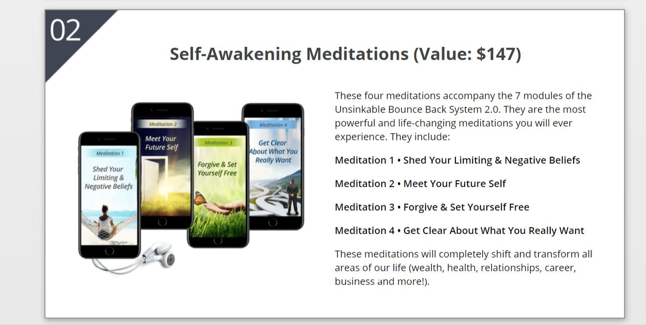 Self Awakening Meditations