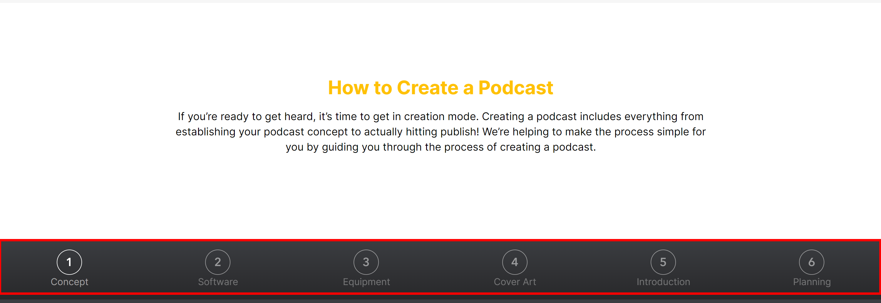 how to create podcast- spreaker reviews