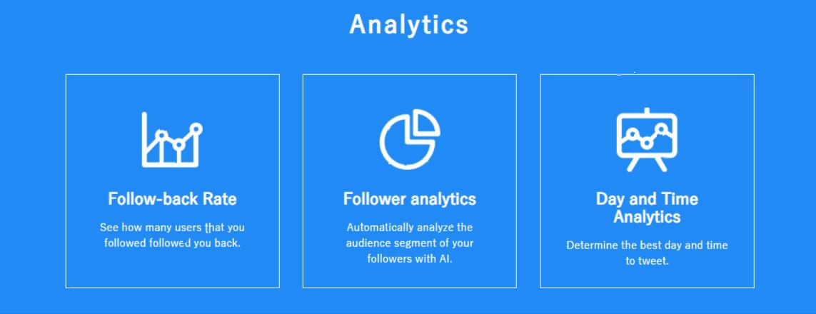 Analytics SocialDog