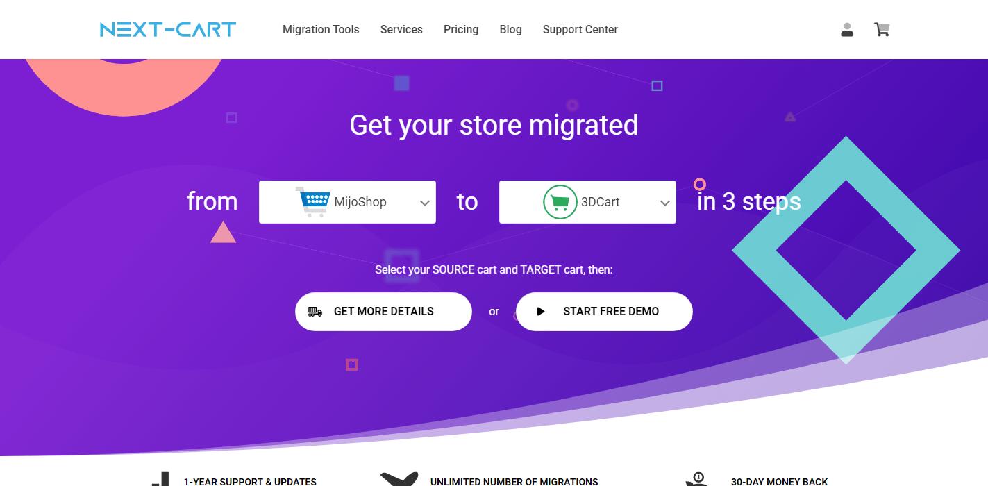 Cart2Cart Alternative-Next-Cart