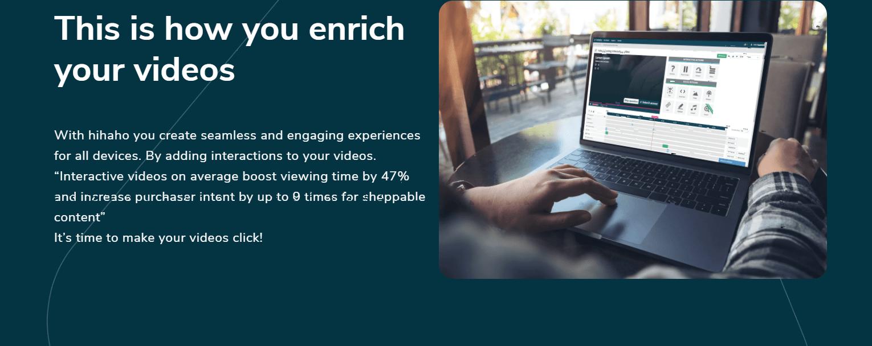 Enrich your videos