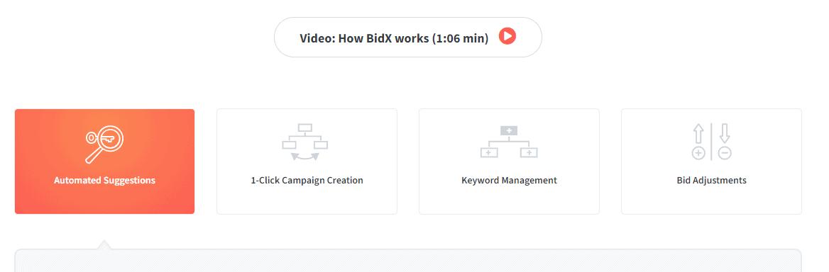 Features - BidX