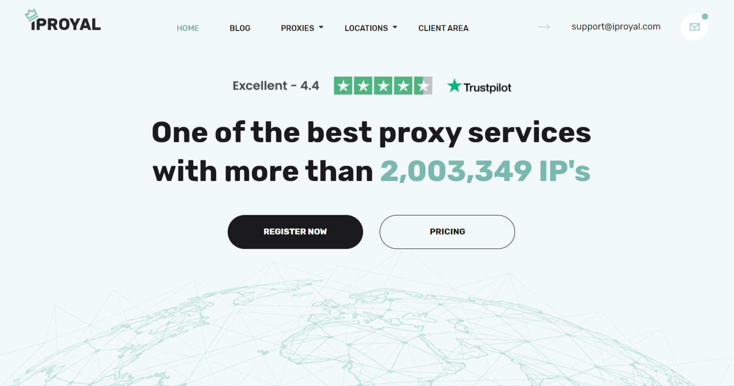 IPRoyal Review- Overview