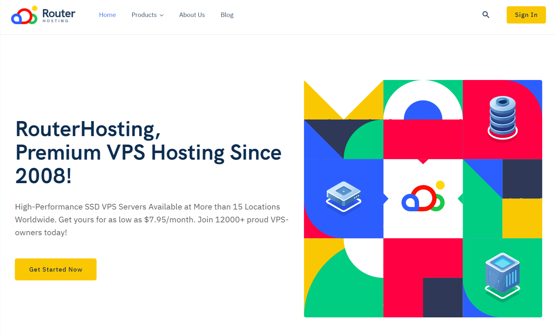 RouterHosting Overview- Review
