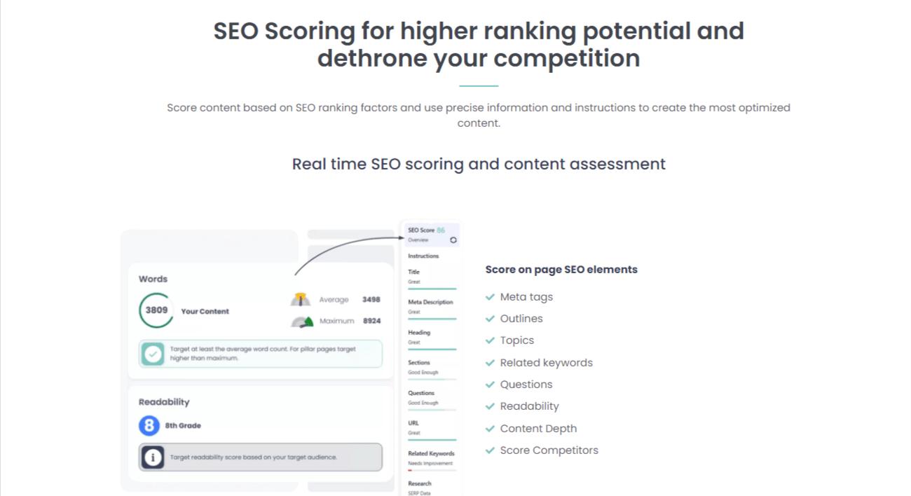 SEO Evaluation