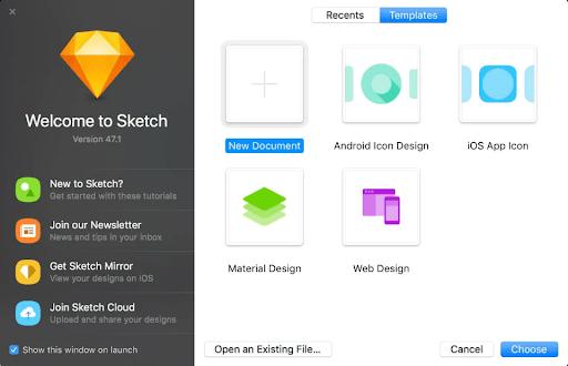 Sketch- best Wireframe Tools