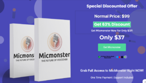 Special Offer MicMonster
