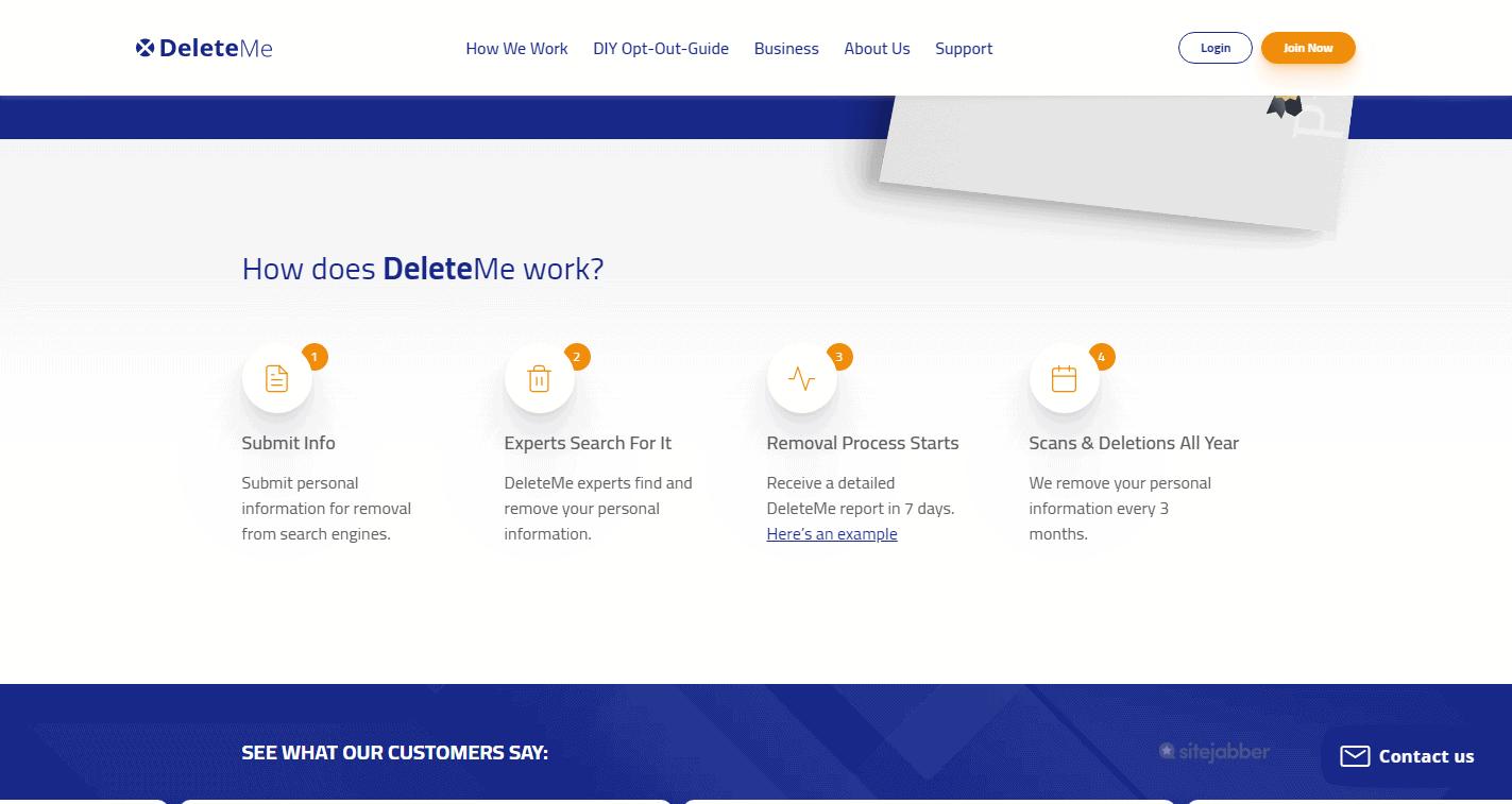 What is DeleteMe