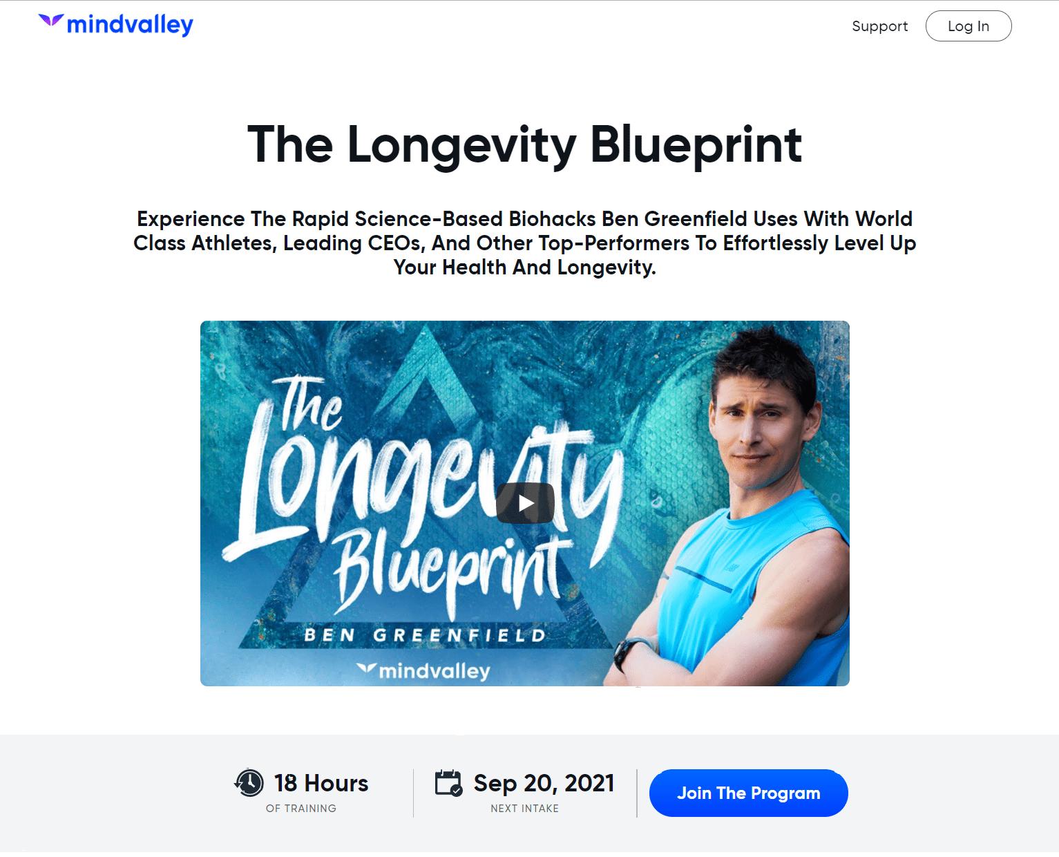 Blueprint Mindvalley Overview