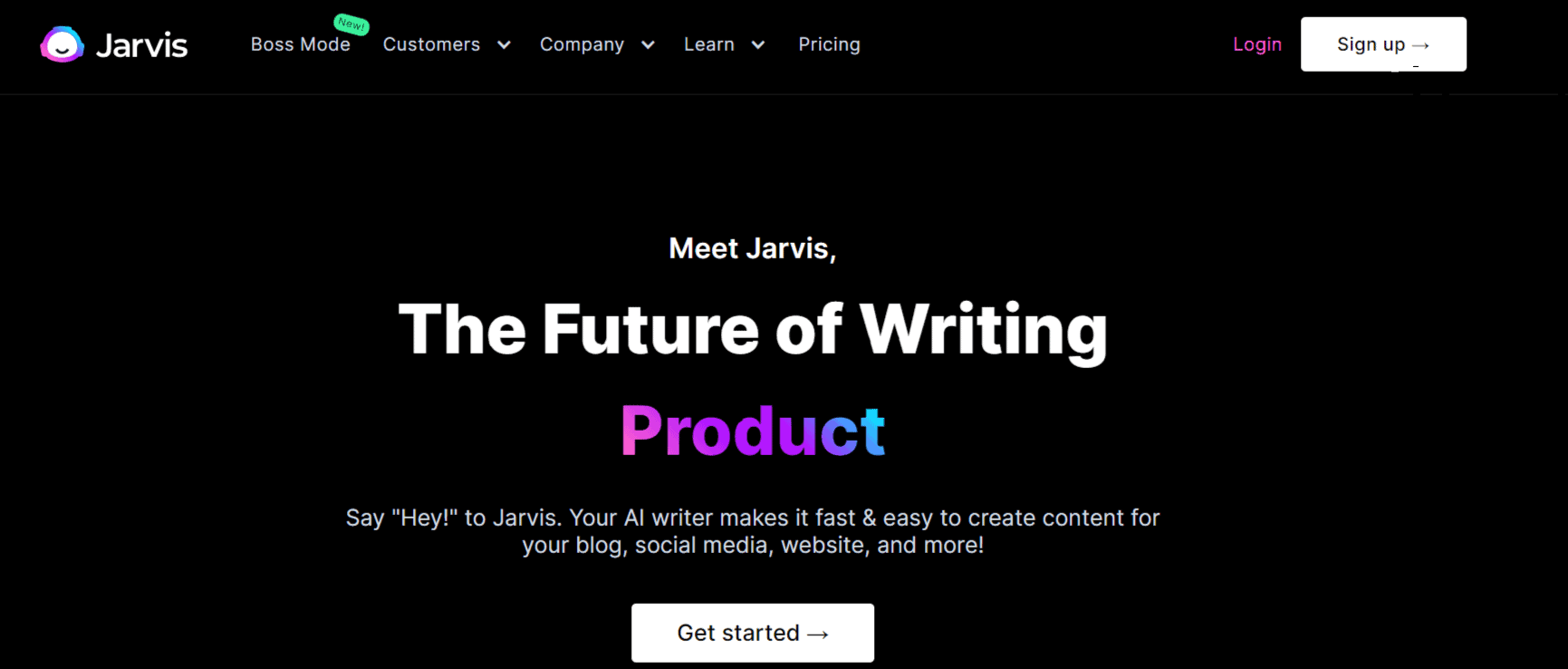 Jarvis Overview