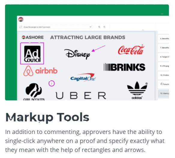 Markup Tools-Ashore App