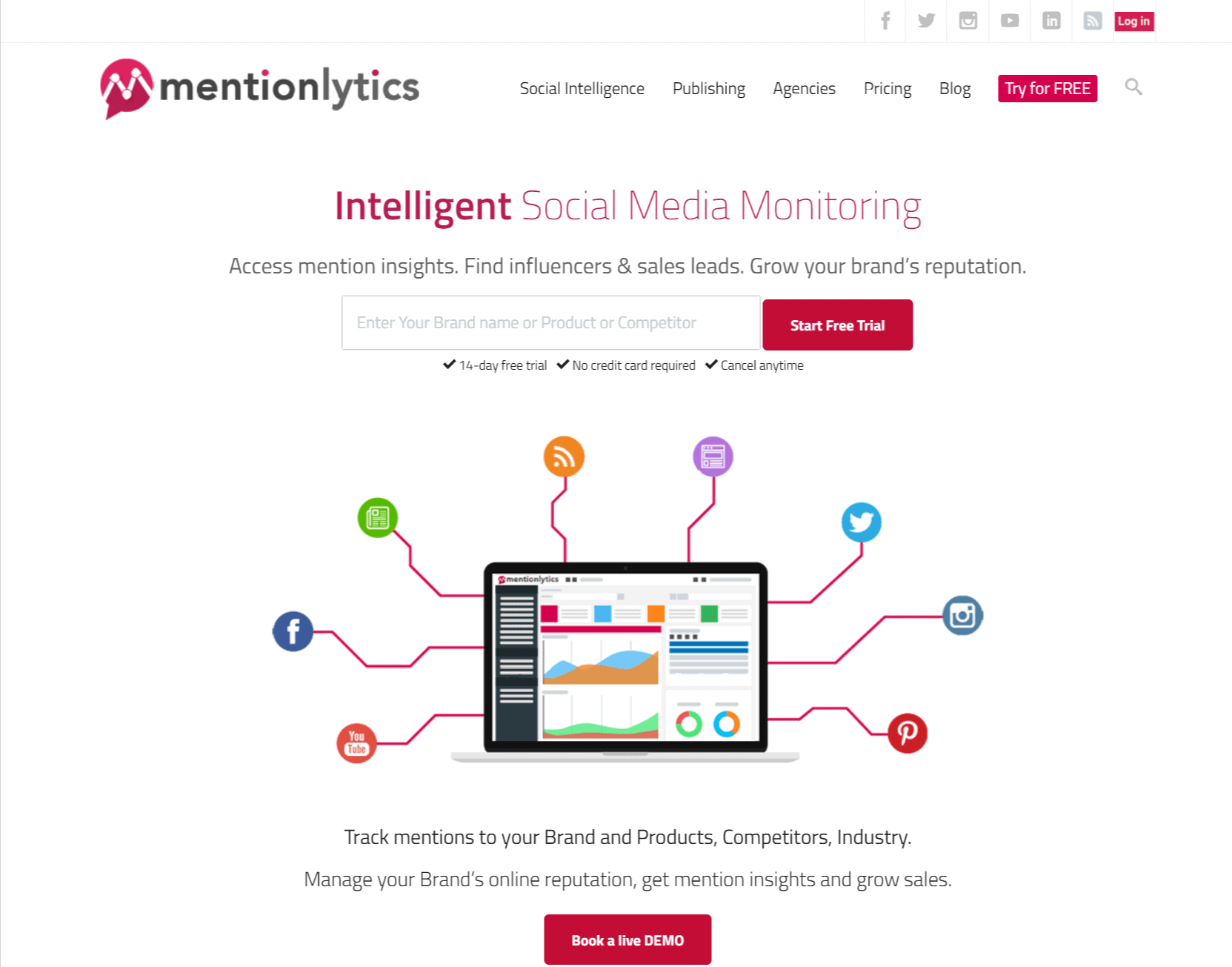 Mentionlytics Review- Overview