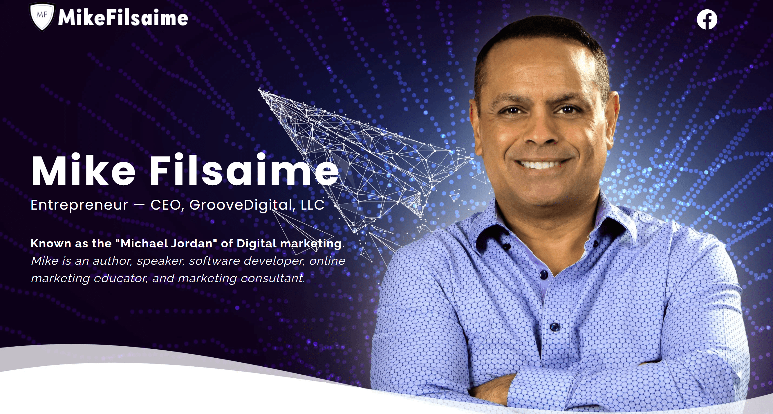 Mike Filsaime Groovefunnels CEO