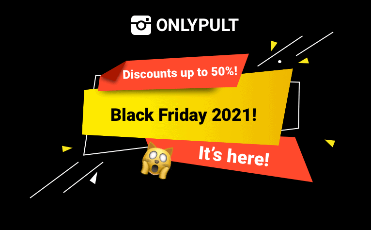 Onlypult black friday deals cyber monday