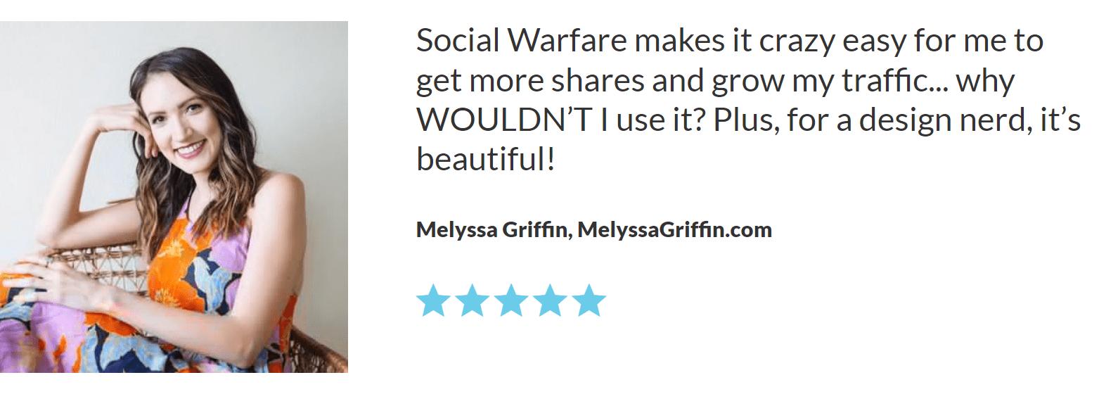 Social Warfare Plugins User Review