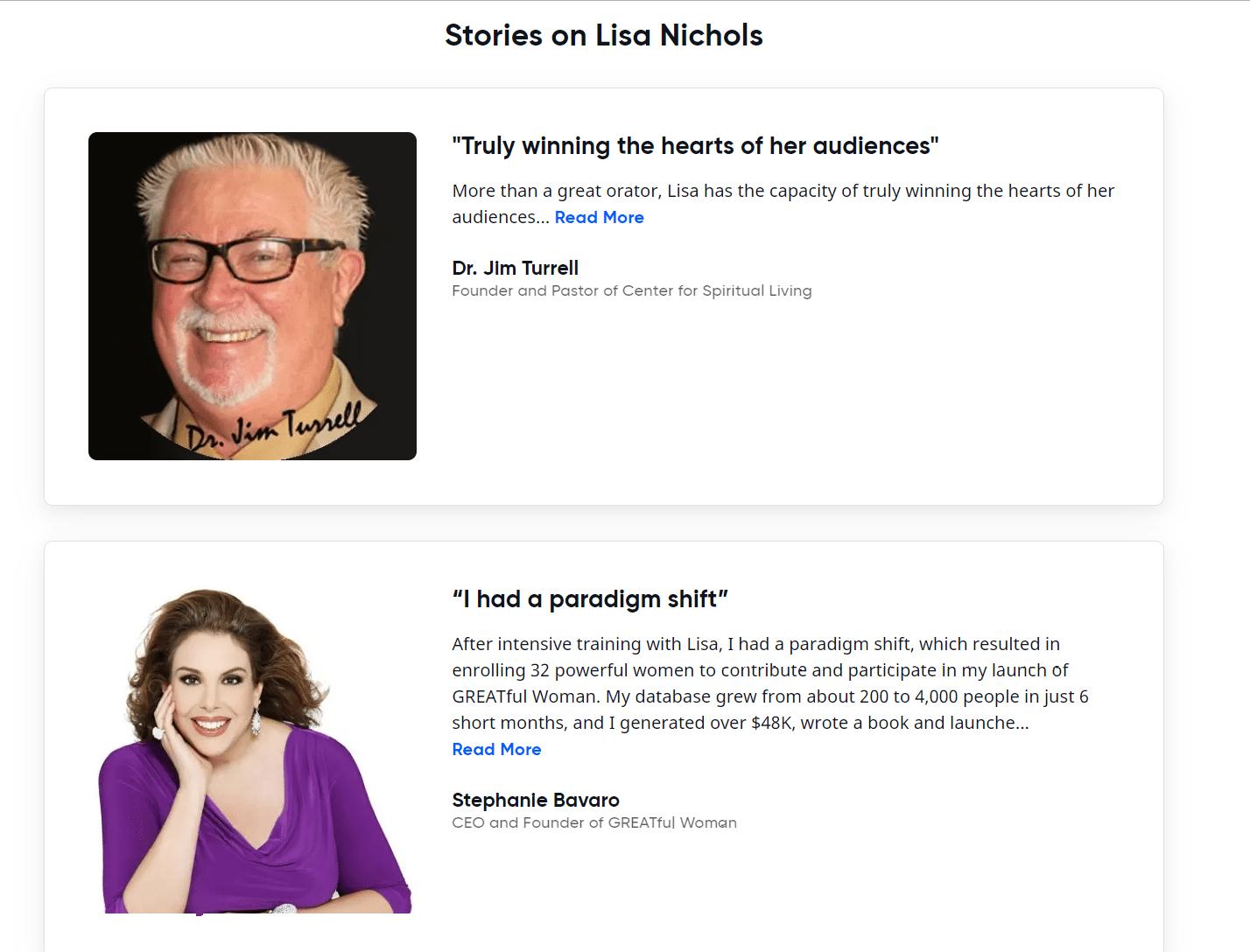 Stories on Speak and Inspire
