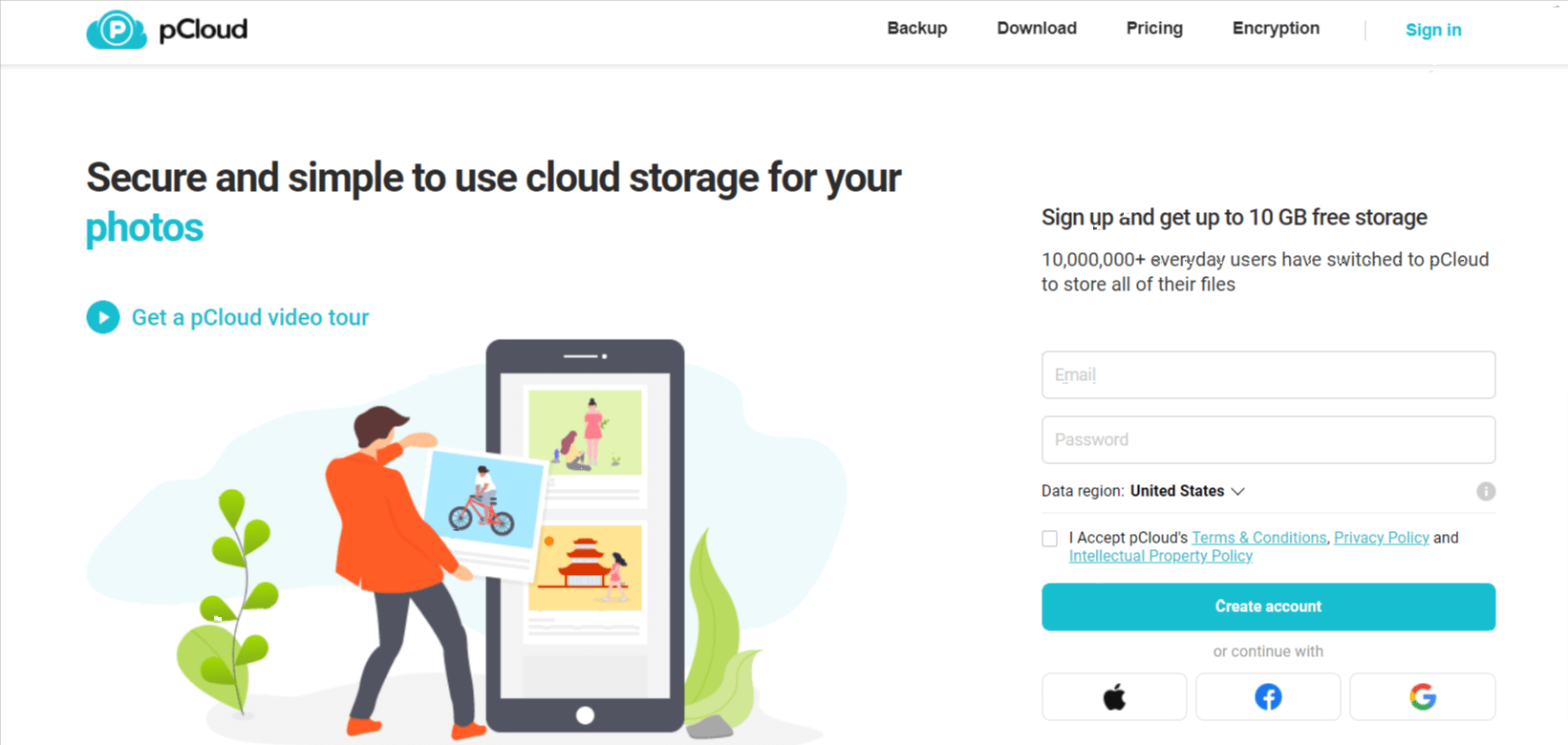 pCloud Overview - review
