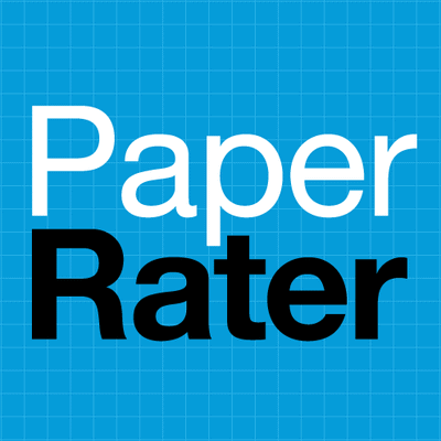 paperrater logo