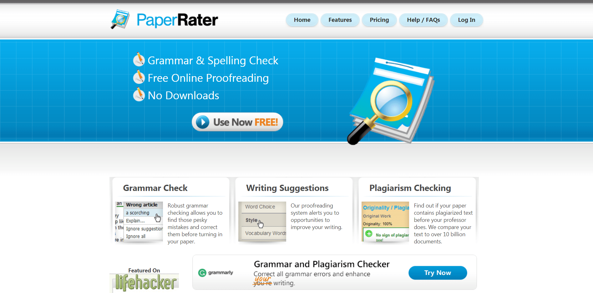 paperrater